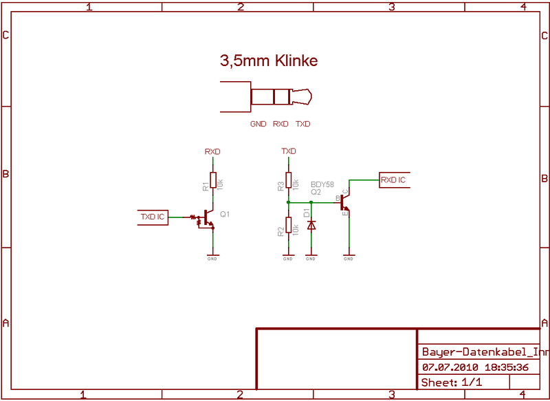 Usb To 3 5mm Jack Wiring Diagram Data Schema