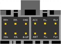 автомагнитола lg tcc 5620 инструкция подключение