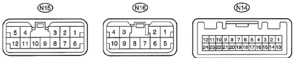 Toyota Highlander Jbl Wiring Diagram from pinoutguide.com