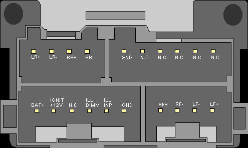 [DIAGRAM_1JK]  Buick Delco-Loc-II 16220765 head unit pinout diagram @ pinoutguide.com | Delco Model 16221029 Wiring Schematic |  | Pinouts