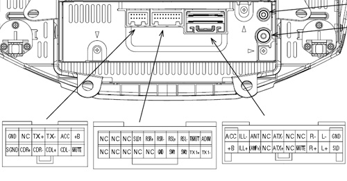 2004 lexus wiring diagram lexus rx300  rx330  rx350  2003 2004  p3918 pinout diagram  lexus rx300  rx330  rx350  2003 2004