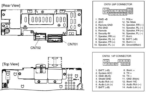 Honda Cq Eh1360 Pinout Diagram Pinoutguide Com