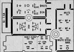 Fantastic Audi Chorus Blaupunkt Pinout Diagram Pinoutguide Com Wiring Digital Resources Indicompassionincorg