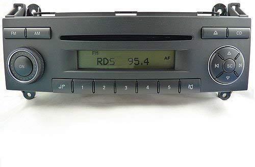Volkswagen Rcd 2001 Crafter  2006