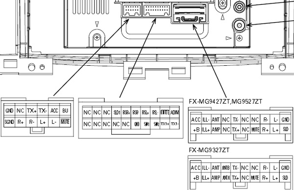 Toyota Wiring Diagram Abbreviations