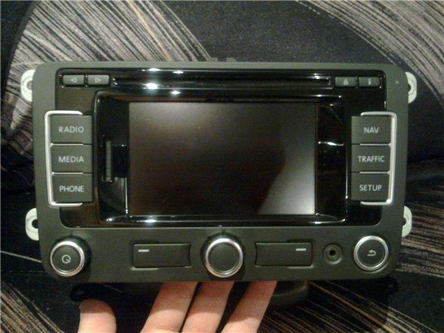 Volkswagen Rns 310 Radio Navigation Stereo Pinout Diagram   Pinoutguide Com