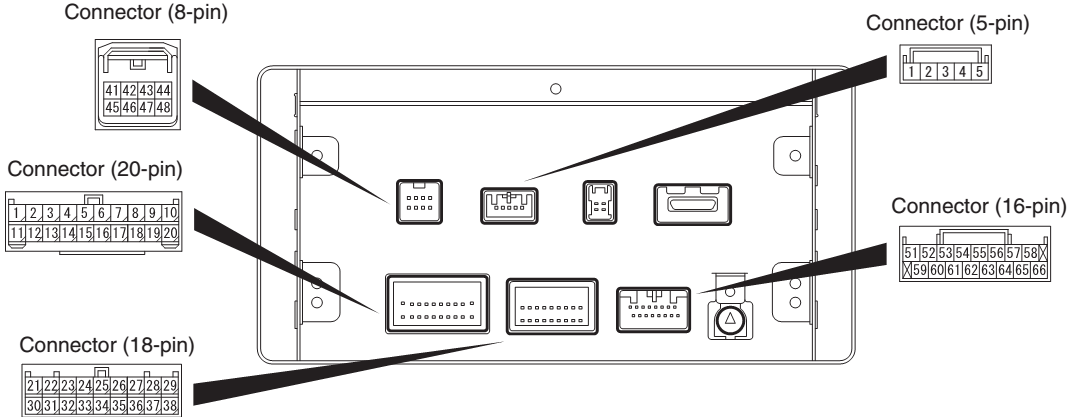 Mitsubishi Pajero Sport 2018, Pajero Stereo Wiring Diagram